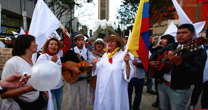 Peace pact 2.0 to end Colombia's war