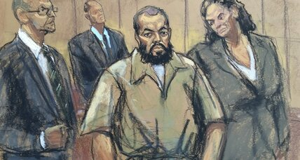 New charges boost case against New Jersey man in bombings