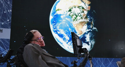 Why Stephen Hawking says we have 1,000 years to find a new home