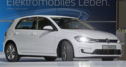 2017 Volkswagen e-Golf offers 124 miles of range, more power