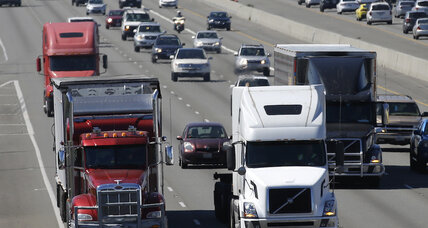 Advocacy group says diesel vehicles are coming back, though mostly trucks