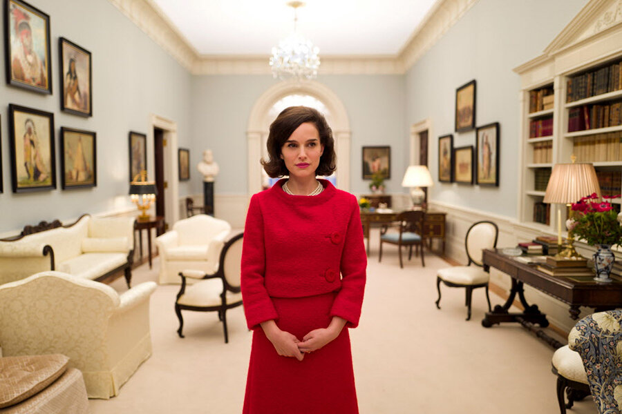 New 'Jackie' trailer released with Oscar contender Natalie ...