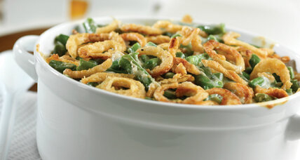 'Low fat' green bean casserole