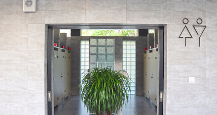 Stalled out? Why women may cheer Shanghai's gender-free public toilet.