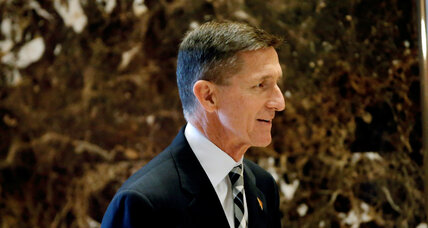AP source: Trump offers Flynn national security adviser job