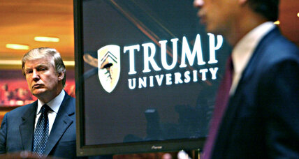 Trump University $25 million settlement: Why Trump didn't fight