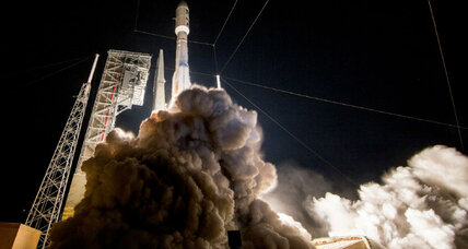 Game-changing weather satellite launched into orbit