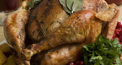 Seven tips for a food waste-free Thanksgiving