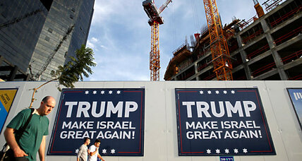 Israeli hard-liners jubilant over Trump. Is that premature?