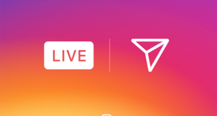 Big Instagram update now offers ephemeral photos and live video