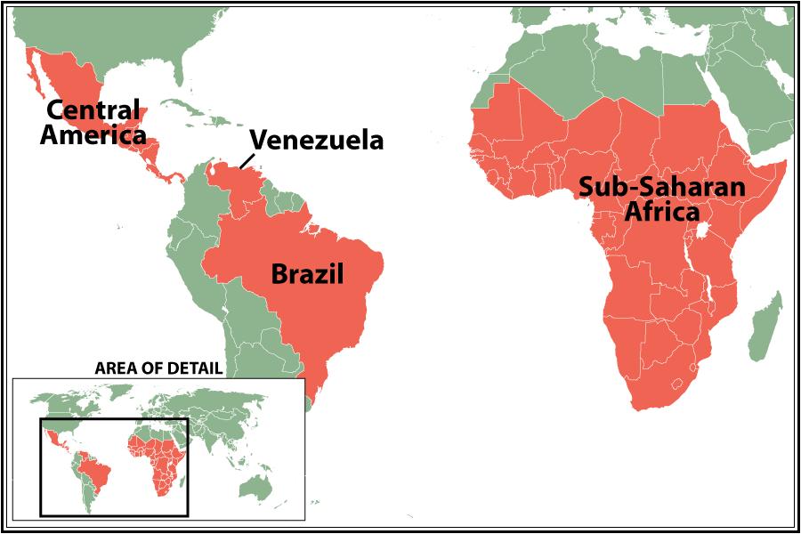 Zika and malaria - CSMonitor.com