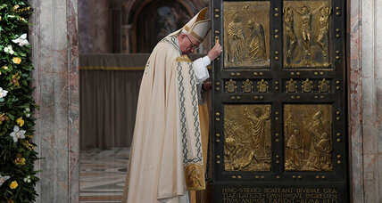 In change on abortion, Pope Francis sends big message (+video)