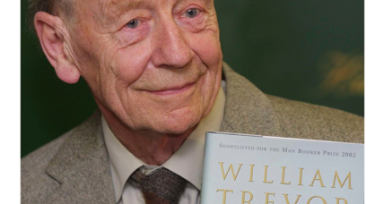 William Trevor, one of the world's great short story writers, remembered