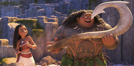 Will 'Moana' solidify Disney's rise out of box-office slump?