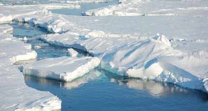 Sea ice hits record low: Why is that a big deal?