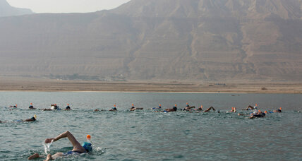 Why the Dead Sea is getting saltier – and shallower