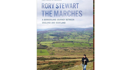 'The Marches' follows a British politician traveling his country by foot
