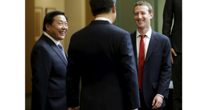 What is Facebook willing to do to get into China?
