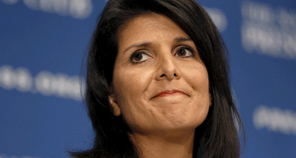 Who is Nikki Haley, Trump's pick for ambassador to the UN?