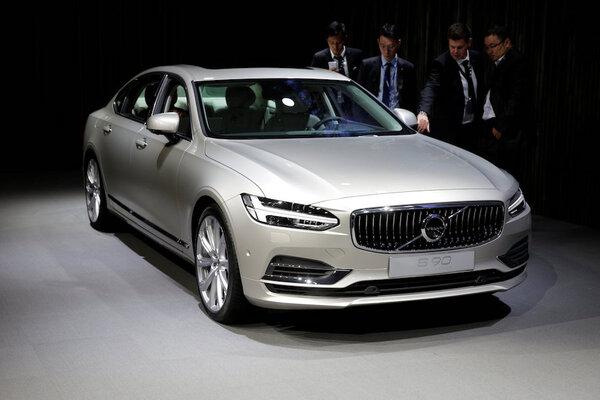 Volvo 90 series receive tech, safety upgrades - CSMonitor.com