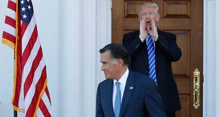 Romney, Giuliani, or someone else? Who'll be Trump's Secretary of State?
