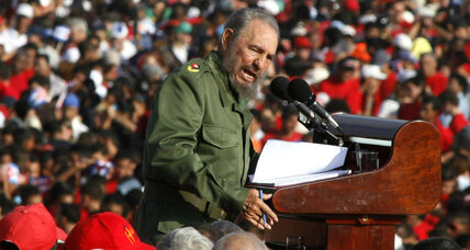 Fidel Castro: An iconic revolutionary and longtime American nemesis