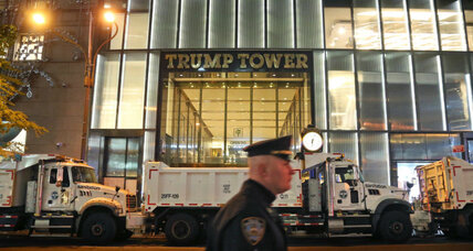 Presidential profits? Secret Service could rent Trump Tower floors
