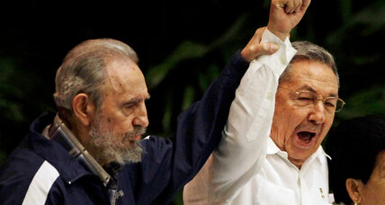 Fidel Castro's unusual gift to history