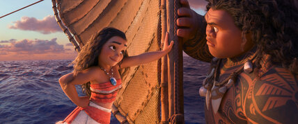'Moana' Tops Thanksgiving Box Office, 'Rules Don't Apply' Bombs, 'Allied' and 'Bad Santa 2' Stumble