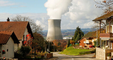 Switzerland votes: It won't scrap nuclear energy any time soon
