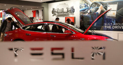 Tesla shops will sell home energy storage as well as electric cars