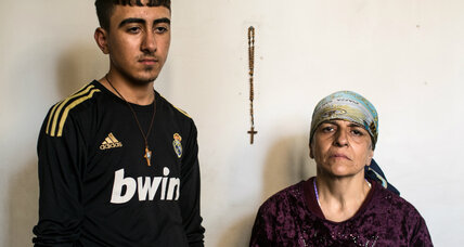 Their town now liberated, Iraqi Christians talk of life under ISIS