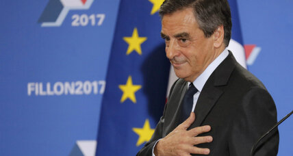 France's Fillon: Could he be the conservative the EU needs?