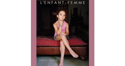 'L'Enfant-Femme' shows us images of girls on the road to womanhood