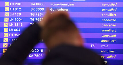 Lufthansa pilots strike grounds hundreds of flights