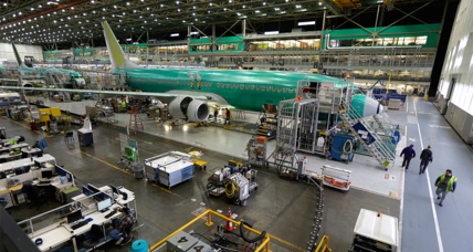 WTO: Washington state offered Boeing illegal tax breaks