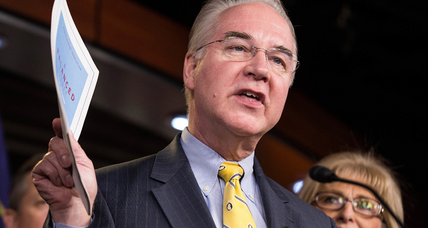 Who is Rep. Tom Price, Trump's choice for HHS secretary?
