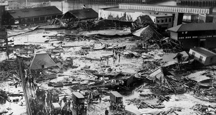 Scientists finally decode the Great Molasses Flood of 1919