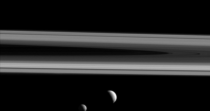 Cassini draws near to Saturn – and the end of its own life
