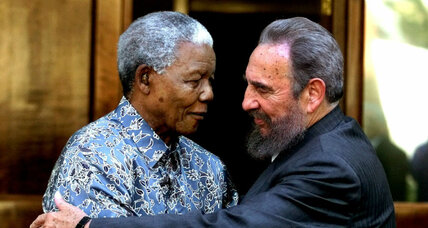 How Castro's foreign policy, overlooked in US, won African admirers