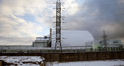 World's largest land-based moving structure to enclose Chernobyl