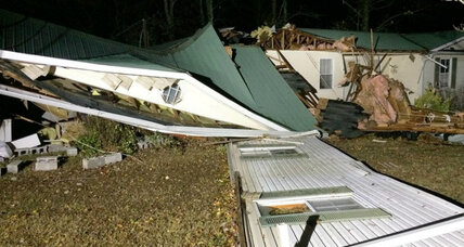 Early morning tornado in Alabama destroys church and day care center