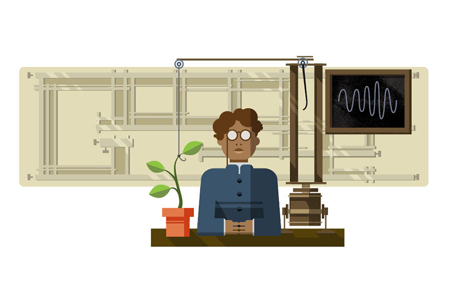 Google Doodle: Why should we know about Jagadish Chandra Bose?