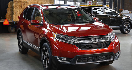 2017 Honda CR-V improves on the standard bearer for crossovers