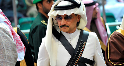 Saudi Prince Alwaleed bin Talal makes plea to allow women to drive