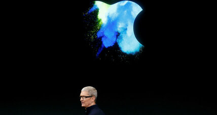 'Just a bunch of people'? Apple seeks to define corporate values