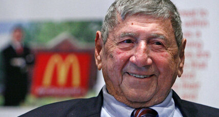 Big Mac creator, Michael 'Jim' Delligatti, dies
