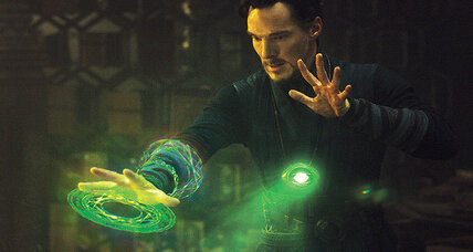 'Doctor Strange' doesn't appreciably improve the Marvel universe