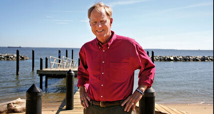 He's championed cleanup of the Chesapeake Bay for four decades