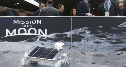 Why Audi is backing a trip to the moon